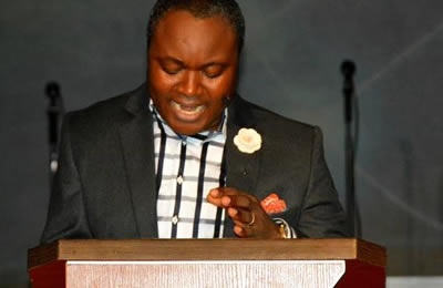 Pastor Temitope Shaba